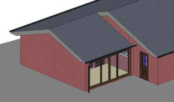Un consiglio pratico per modificare un tetto personalizzato in Autodesk Revit