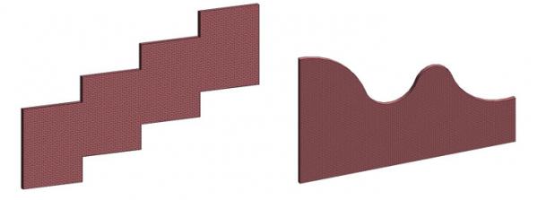Come creare pareti in presenza di dislivello in Autodesk Revit