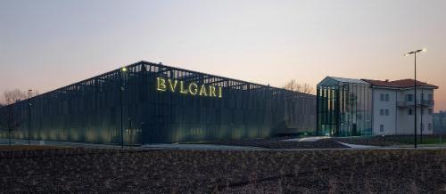 La nuova fabbrica della Bulgari aggiorna la tradizione